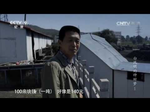 The life of the Chinese farmers. 1
