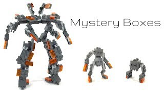 Lego Mocs by M1NDxBEND3R - Mystery Boxes!