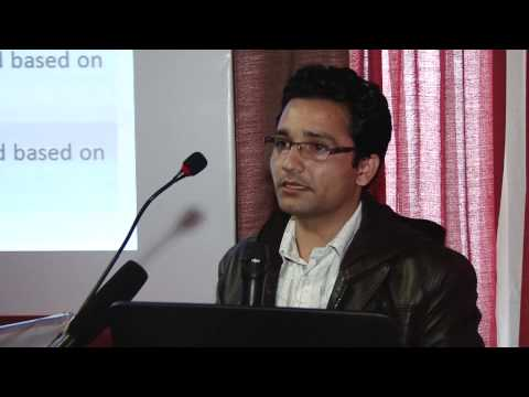 3 Babu Ram Lamichhane - Research Officer Nepal Trust Nature Conservation, Nepal