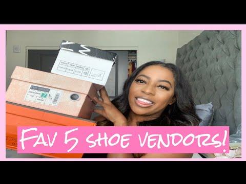 Best Wholesale Shoe Vendors-My Favorite Top 5