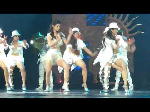 Cool MOUNI ROY Dance video in IFA AWARDS 2018