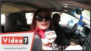 نبيلة عبيد بعد تحرير توكيلا للسيسي: يجب أن نبقى يداً واحدة من أجل مصر