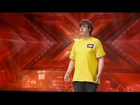 DK X Factor 2010 Paul Historie Freaken