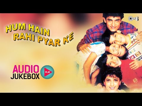 Hum Hain Rahi Pyar Ke Jukebox  Full Album Songs  Aamir Khan, Juhi Chawla, Nadeem Shravan
