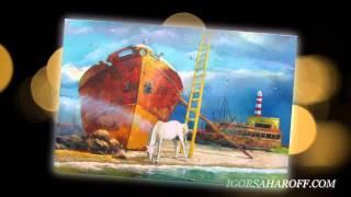 Miroslav Yotov живопись маслом картины(, 2012-08-21T09:36:26.000Z)