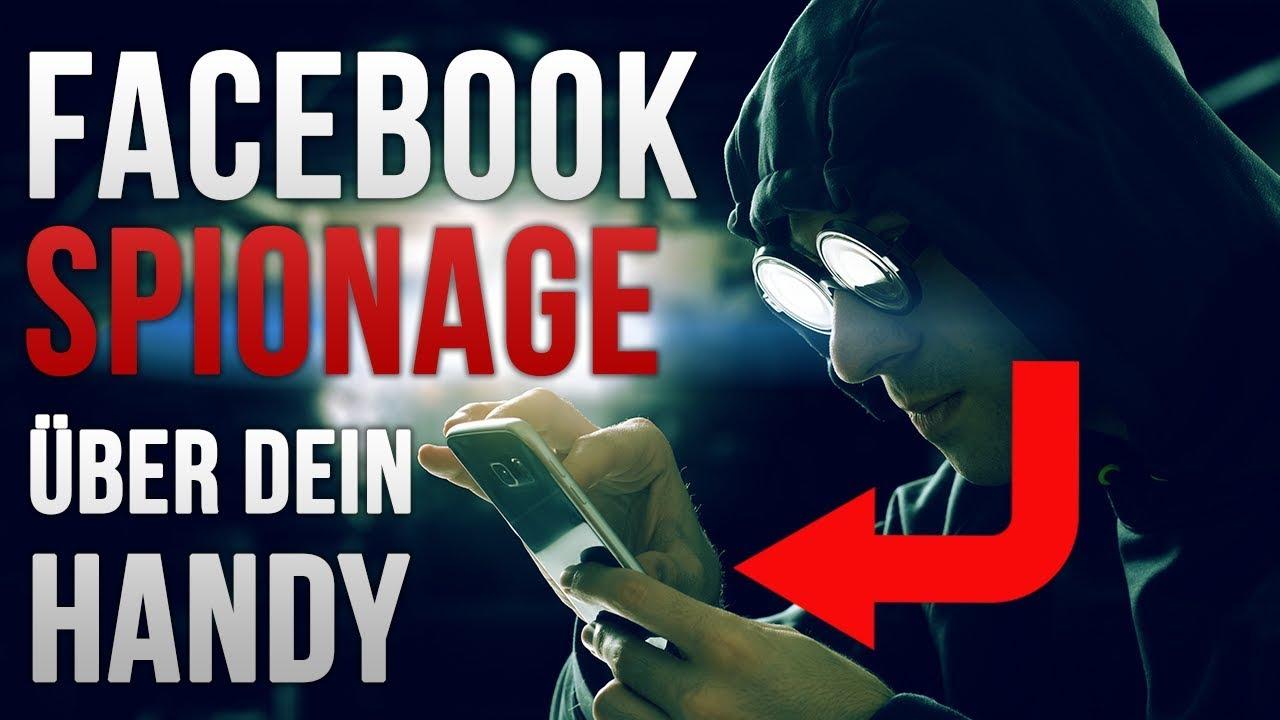 facebook spioniert handy aus