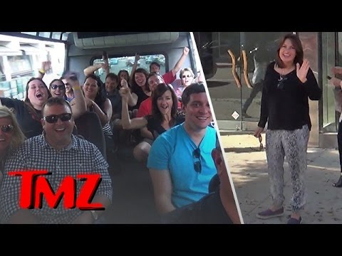 'SVU' Star Mariska Hargitay Caught By The TMZ Tour   TMZ