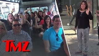 'SVU' Star Mariska Hargitay Caught By The TMZ Tour | TMZ