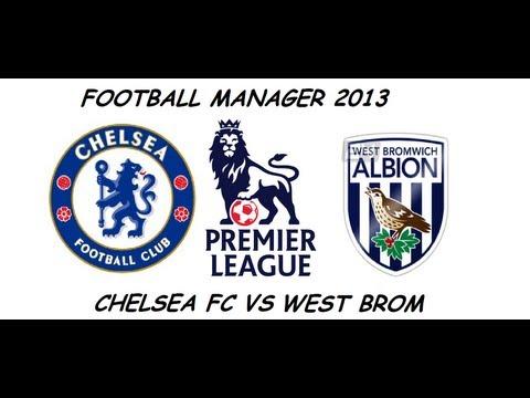 FM 2013 - Chelsea Fc - S4 - E48 - New Player - vs Westbrom