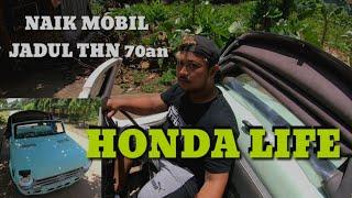 MOBIL JADUL TAHUN 70an HONDA LIFE