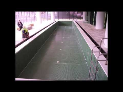 Melbourne Swimming Pool Overflow Waterproofing and Rectification works By Australian Waterproofing