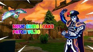 Neue Skins Leaks v6.20 - France Fortnite - France Twe