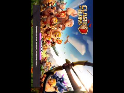 Clash of Clans на Samsung Galaxy Fame
