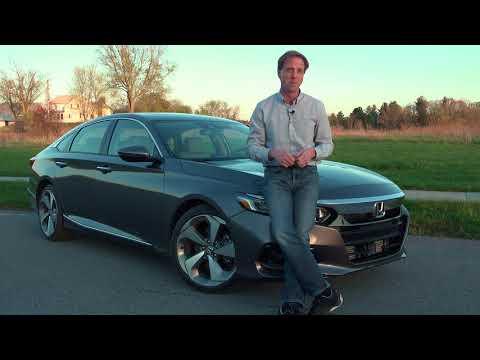 2018 Honda Accord | Full Review | with Steve Hammes