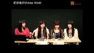 グラビアアイドルとして活躍中の町田有沙さんが初のMCに挑戦する番組が...