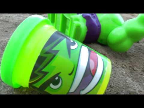 Макс баловался и разозлил супергероя Халка - Забавная история для детей