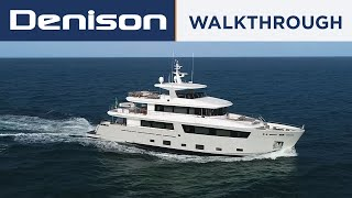 110' CdM Explorer Yacht [Walkthrough]
