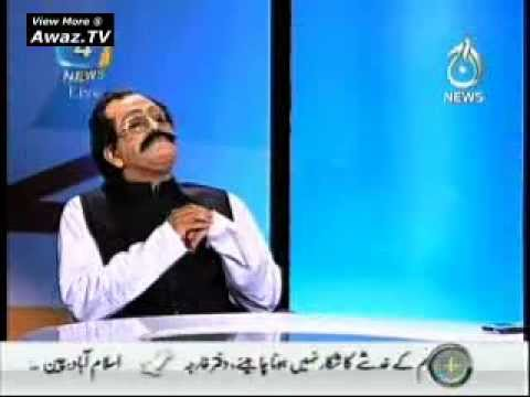 Farhatullah Babar & Rana Sanaullah (27-6-10) - Very Very Funny 1