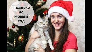 Новогодние ПОДАРКИ и ОГРОМНАЯ ПОСЫЛКА! Часть 1