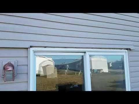 Replacing Sliding Door With French Doors