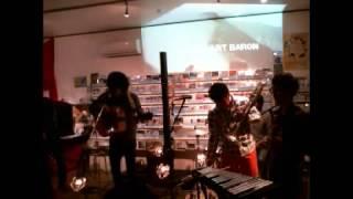 2014.05.10 【ROTH BART BARON】インストア・ライブ at more records.
