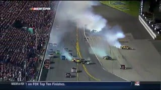 NASCAR GREAT INCREDIBLE AMAZING FINISHES!