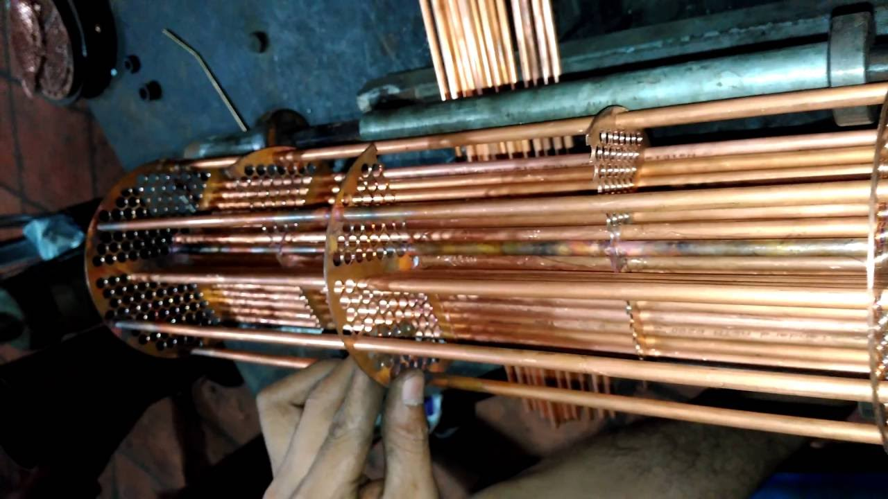 How To Make Heat Exchanger Cooling System 1 Put The