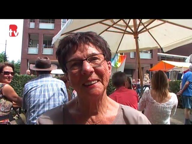 Manus van Alles festival 2015 Vredesplein lourdes kerk