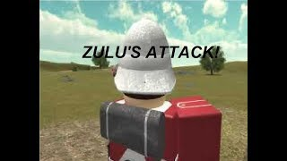 L'attaque de Roblox Zulu !