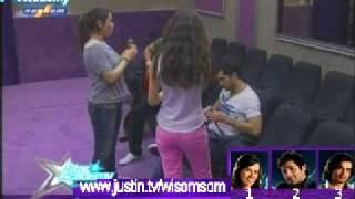 Bash & Lara I Miss U Ya Lara Besout 3ali _ 29 April