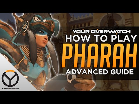 Overwatch Advanced Pharah Guide: High Impact Damage