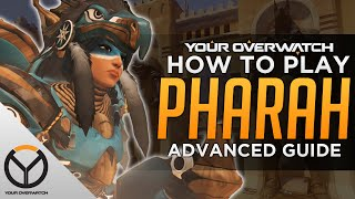 Overwatch Advanced Pharah Guide: High Impact Damage