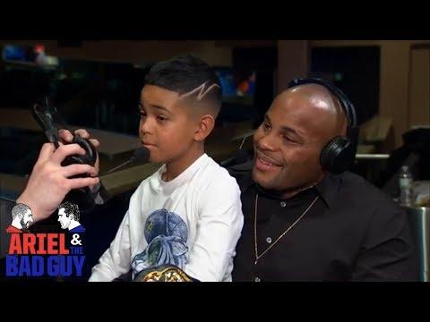 Daniel Cormier credits wrestling in his win vs. Derrick Lewis at UFC 230 | Ariel & the Bad Guy