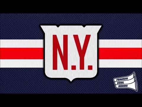 New York Rangers 2018 Winter Classic Goal Horn