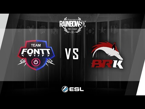 [R6] PRO LEAGUE - Season 3 - PC LATAM - BRK vs FONTT