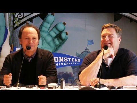 MouseSteps Weekly #56 Mike & Sulley, Billy Crystal & John Goodman,  D23, Howard Berger Interview