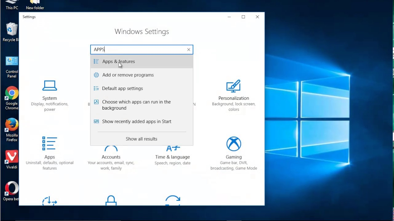 Uinstall CEDAR Logic Simulator 1 5 on Windows 10 Creators Update