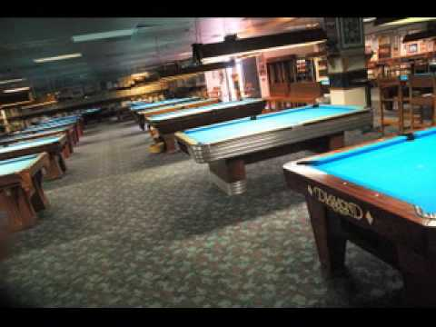 Antique Billiard Museum