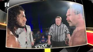Rush vs. Silas Young for ROH World Championship | Ring of Honor Tues. at 10 p.m. ET