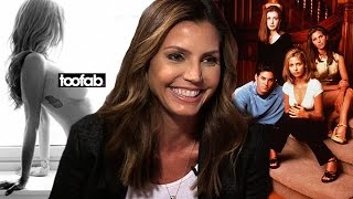 "Charisma Carpenter Explains That Nude Birthday Photo and Talks ""Buffy"" 