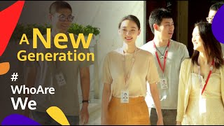 Huawei: Who Are We? A New Generation