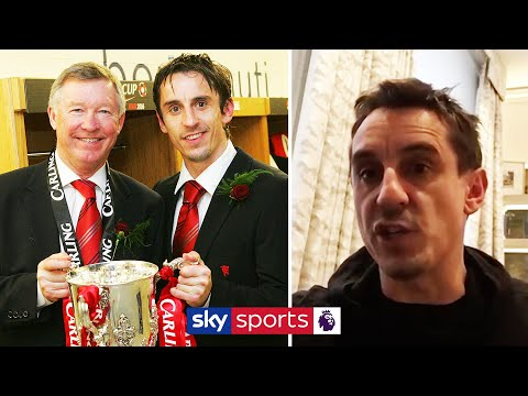"""""""I Wouldn't Have Played For Liverpool, Leeds Or City In A Million Years!""""   Gary Neville Off Script"""