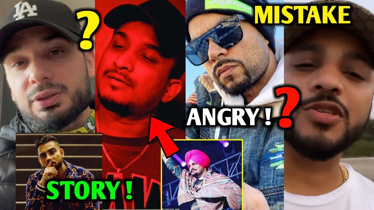 Bohemia Angry ! WHY, Lallantop Mistake | Raftaar Story | Kr$na 'fear Season' | Sidhu's Moosetape