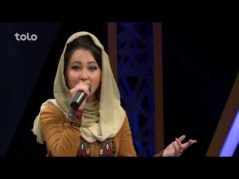 حامد نایاب و زهرا الهام - اعلان نتایج ۱۰ بهترین - جانم ای / Hamed & Zahra - Janem Ay