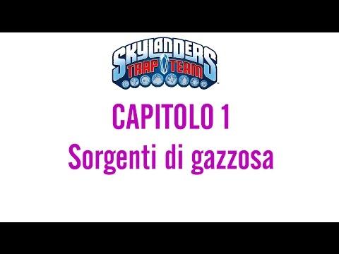 Skylanders Trap Team ITA - Capitolo 1: Sorgenti di gazzosa