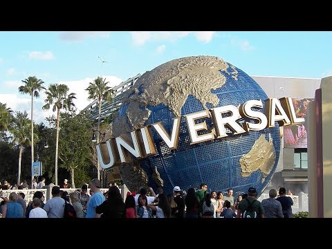 My family went to Universal.