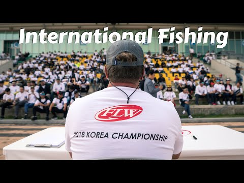 Bass Fishing Is HUGE In Korea!