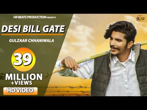 gulzaar-chhaniwala---desi-bill-gate-(official)-|-latest-haryanvi-songs-haryanavi-2019