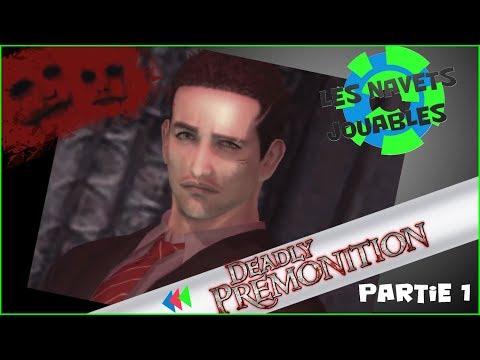 Les Navets Jouables - Deadly Premonition - Partie 1