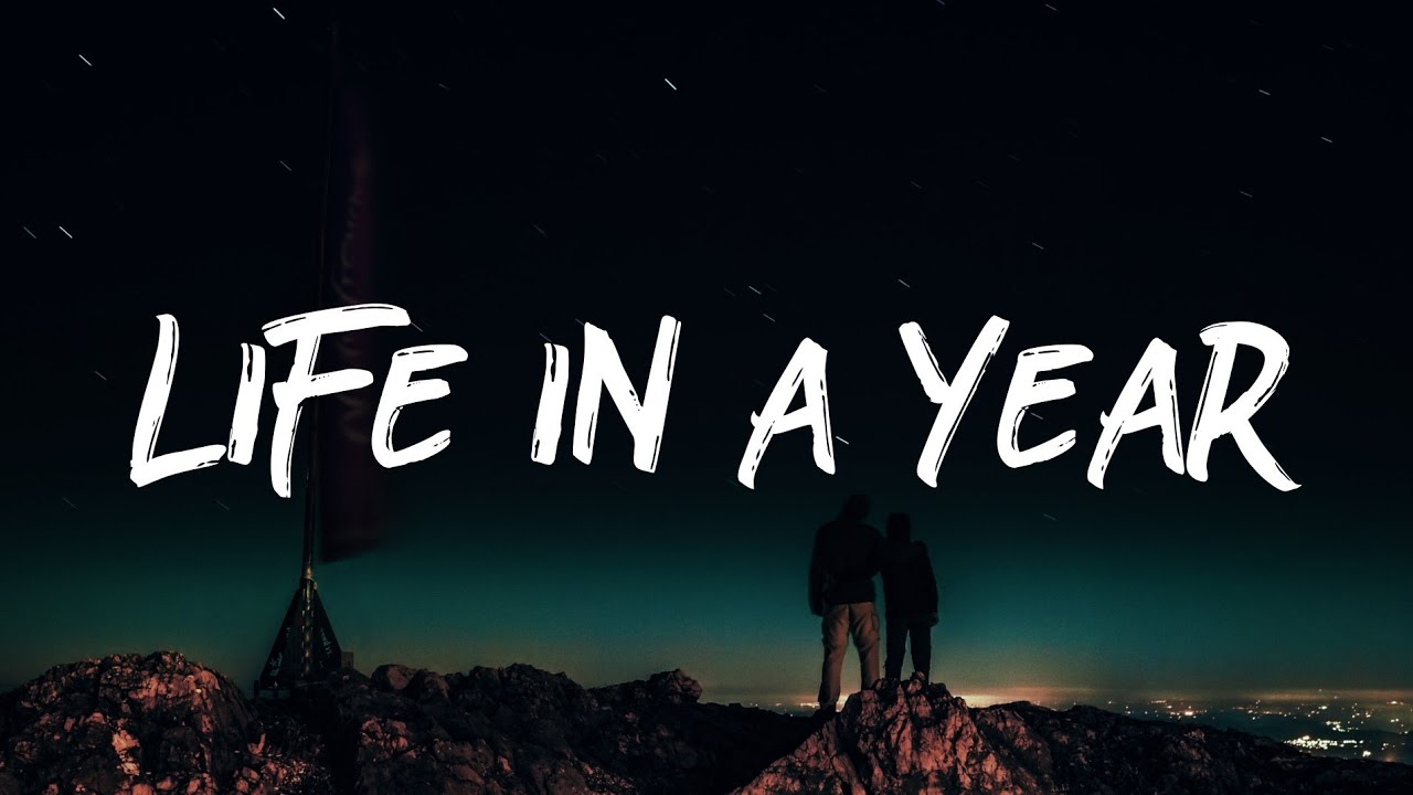 """Download JADEN SMITH FT TAYLOR FELT - LIFE IN A YEAR (LYRICS) 